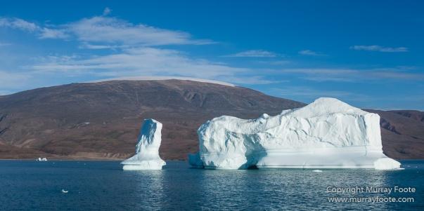 Greenland, Icebergs, Landscape, Nature, Photography, Polar Plunge, Red Island, Scoresby Sund, seascape, Travel, Wilderness