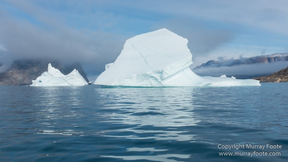 Greenland, Icebergs, Landscape, Nature, Nordvestfjord, Photography, Scoresby Sund, seascape, Travel, Wilderness
