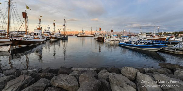 Husavik, Iceland, Landscape, Photography, Reflections, seascape, Travel, Yachts