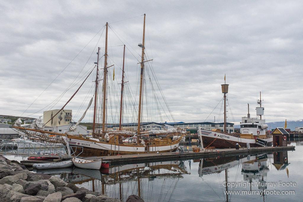 Husavik, Iceland, Landscape, Photography, Reflections, seascape, Travel, Yachts