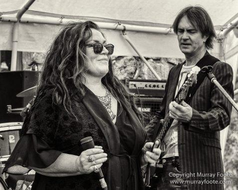 Gile Page and Zoltan John