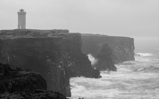 Architecture, Black and White, History, Iceland, Landscape, Lighthouses, Monochrome, Nature, Photography, seascape, Travel, Waterfall, Wilderness