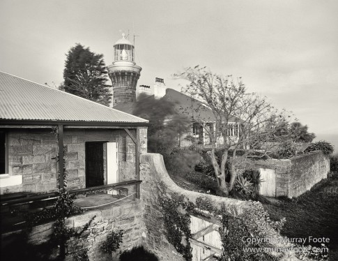 Australia, Black and White, History, Landscape, Lighthouses, Monochrome, New South Wales, Photography, Travel