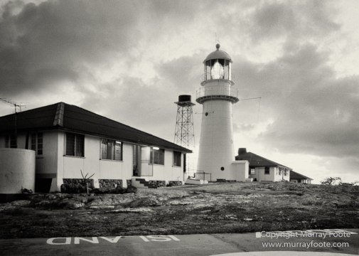 Australia, Black and White, History, Landscape, Lighthouses, Monochrome, Photography, Travel