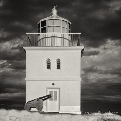 Architecture, Australia, Black and White, History, Landscape, Lighthouses, Monochrome, Photography, seascape, South Australia, Travel