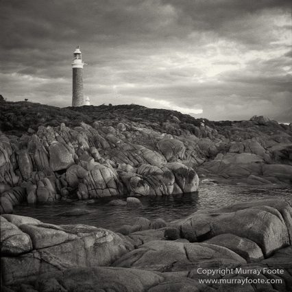 Architecture, Australia, Black and White, History, Landscape, Lighthouses, Monochrome, Photography, seascape, Tasmania, Travel