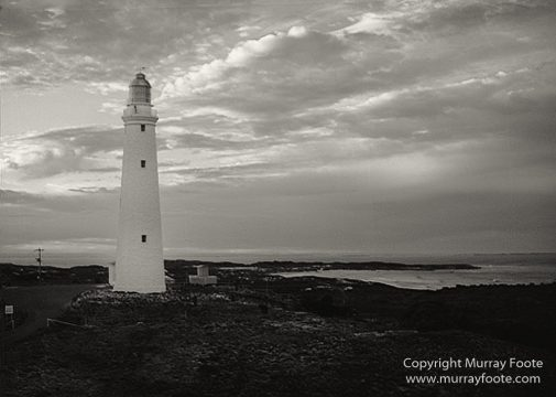 Architecture, Australia, Black and White, History, Landscape, Lighthouses, Monochrome, Photography, seascape, Travel, Western Australia