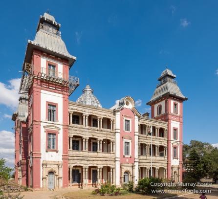 Antananarivo, Architecture, History, Landscape, Madagascar, Photography, Prime Minister's Palace, Rova of Antananarivo, Rova of Manjakamiadana, Travel
