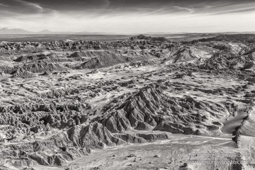 Aerial Photography, Archaeology, Atacama Desert, Black and White, Chile, Landscape, Monochrome, Nature, Photography, Pukará de Quitor, San Pedro de Atacama, Tulor, Valle de la Luna, Wilderness