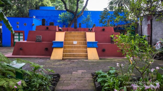 Architecture, Art, Diego Rivera, Frida Kahlo, History, Mexico, Mexico City, Photography, Travel