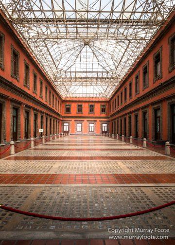 Architecture, Art, Gran Hotel Cuidad de Mexico, History, Mexico, Mexico City, Museo Nacional de Arte, Palacio Nacional, Photography, Street photography, Travel