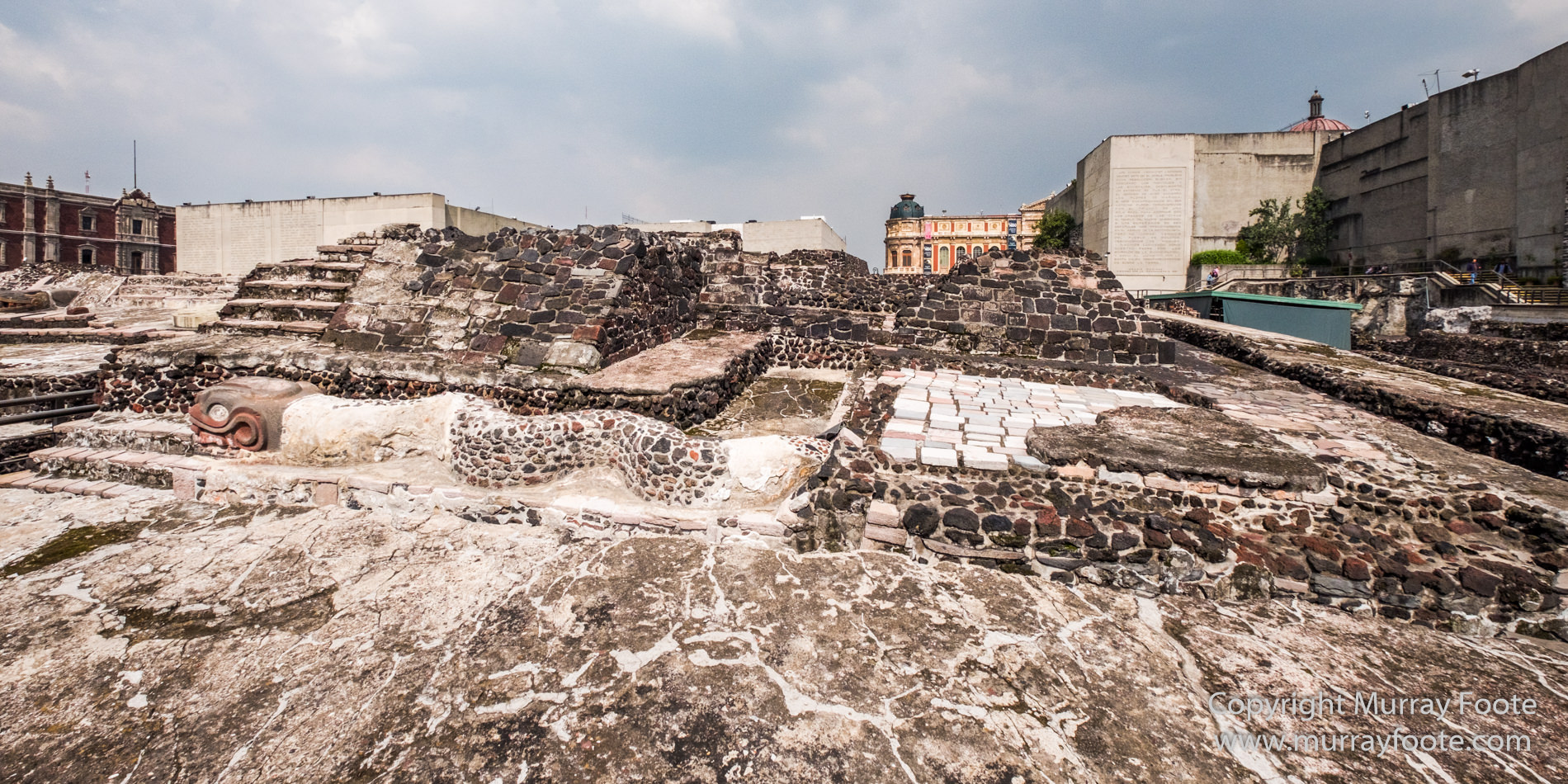 Reclaiming Life!: When Mexico City was Tenochtitlan...  |Tenochtitlan Ruins
