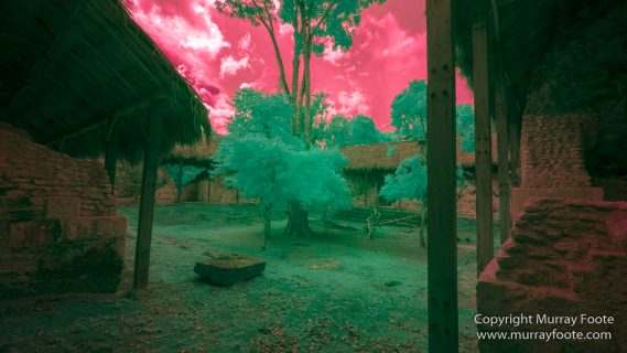 Archaeology, Architecture, Guatemala, History, Infrared, Landscape, Maya, Nature, Photography, Rainbow-billed Toucan, Topoxte, Travel, Wildlife, Yaxha
