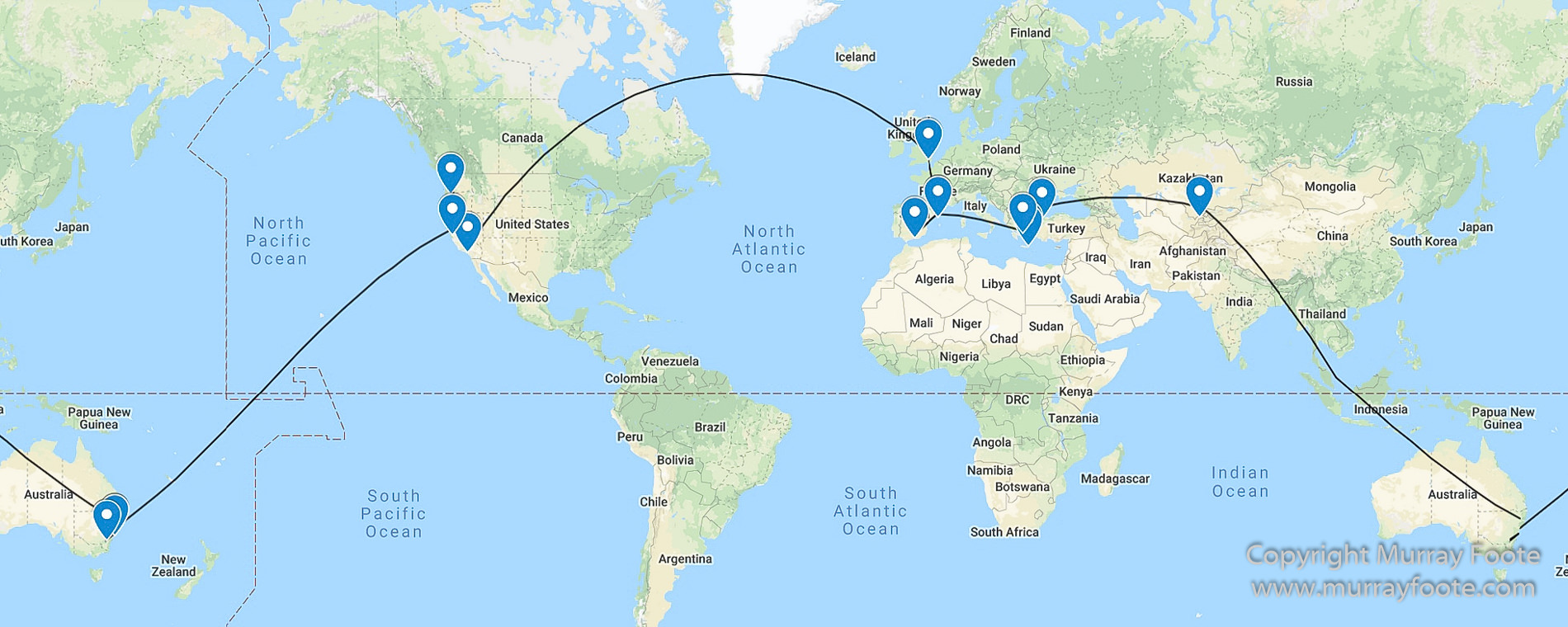 Uzbekistan Crete Spain And Oregon Itinerary Murray Foote