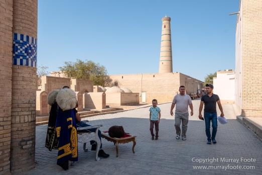 Architecture, Khiva, Landscape, Photography, Street photography, Travel, Uzbekistan