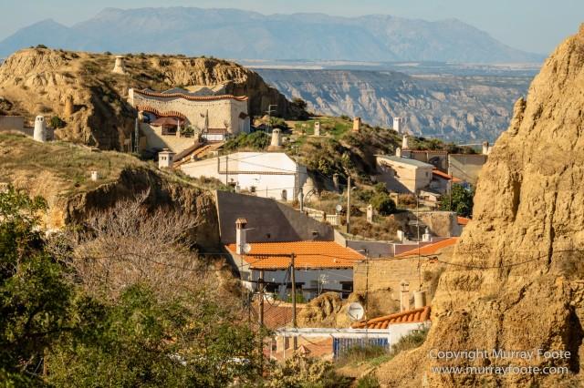 Andalusia, Archaeology, Architecture, Cabo de Gata, Cave houses, Guadix, History, La Calahorra, Landscape, Photography, seascape, Spain, Street photography, Travel