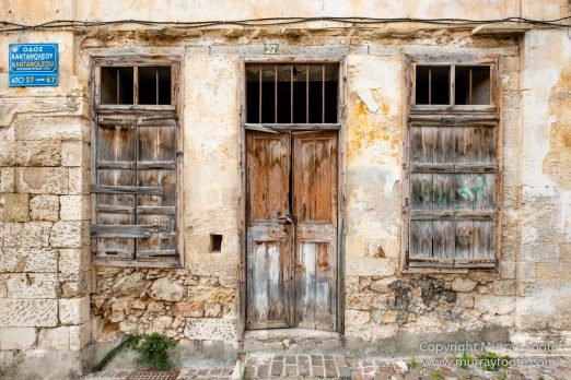 Archaeology, Architecture, Chania, Crete, Greece, History, Landscape, Photography, Rethymnon, Street photography, Travel