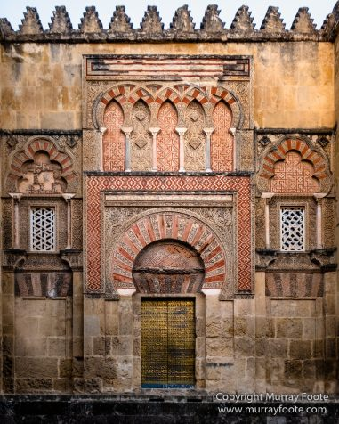 Andalusia, Archaeology, Architecture, Cordoba, History, Landscape, Mezquita, Photography, Spain, Street photography, Travel