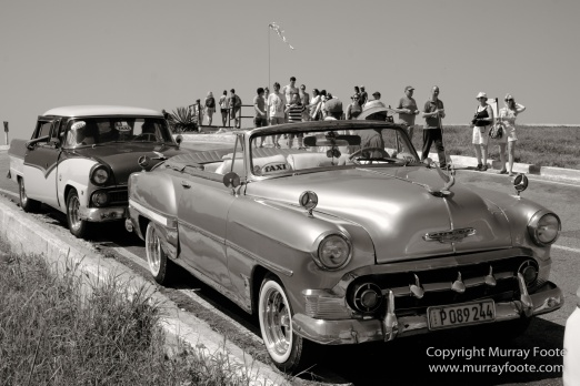Architecture, Black and White, Cars, Cuba, Havana, Landscape, Monochrome, Photography, Street photography