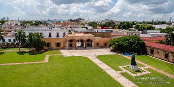 Architecture, Dominican Republic, Fortaleza Ozama, History, Landscape, Photography, Santo Domingo, Street photography, Travel