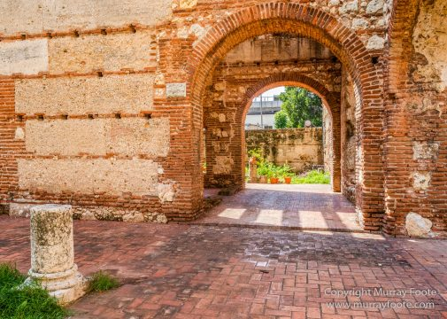 Architecture, Dominican Republic, History, Landscape, Monasterio de San Francisco, Photography, Santo Domingo, Street photography, Travel