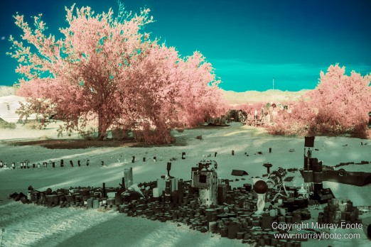 Art, Desert, History, Landscape, Photography, Salton Sea, Sculpture, Slab City, Travel