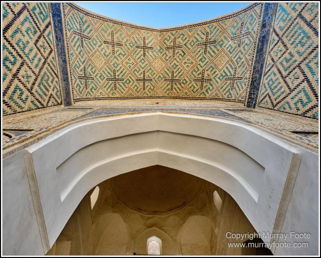 Amir-Allimkhan Madrasah, Architecture, Bukhara, Ceramics, History, Kalan Minaret, Kalan Mosque, Landscape, Photography, Poi-Kalyan Ensemble, Street photography, Travel, Uzbekistan