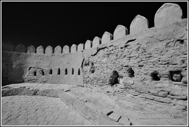 Architecture, Black and White, Khiva, Landscape, Monochrome, Photography, Street photography, Travel, Uzbekistan