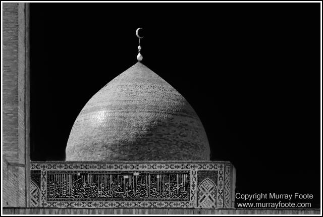 Architecture, Black and White, Bukhara, History, Landscape, Monochrome, Photography, Street photography, Travel, Uzbekistan